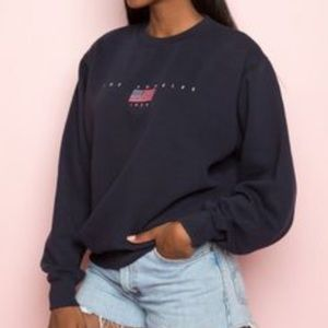 John Galt Los Angeles 1984 Crewneck Sweater
